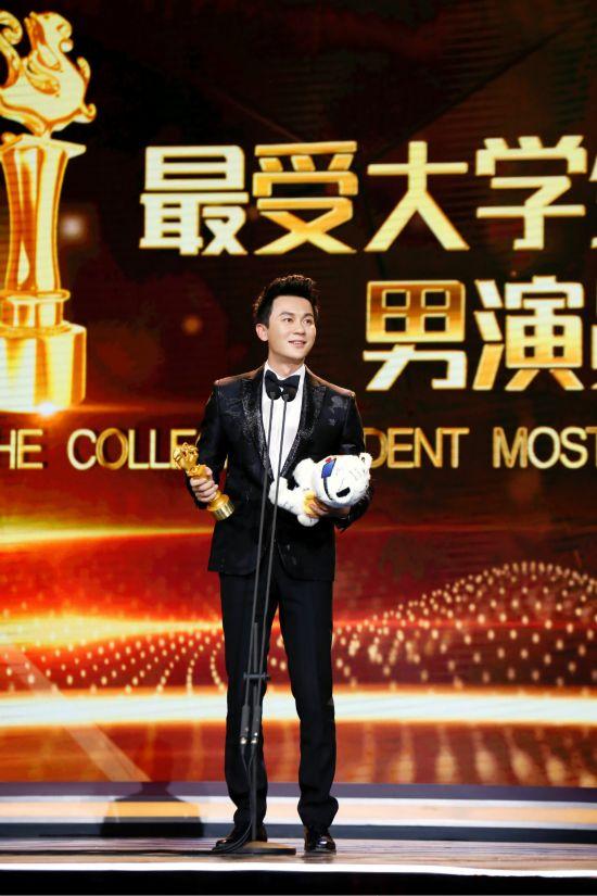李晨获封大影节最受欢迎男演员 首谈执导电影《霸天狼》