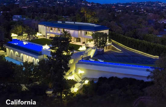 全美最贵房屋:加州别墅9.7亿登顶(组图)