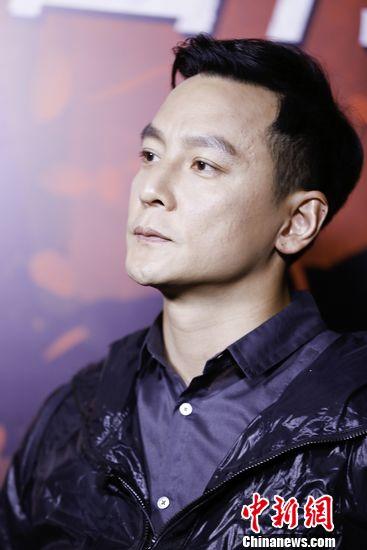 吴彦祖参演美剧《荒原》拍摄时多次受伤(图)
