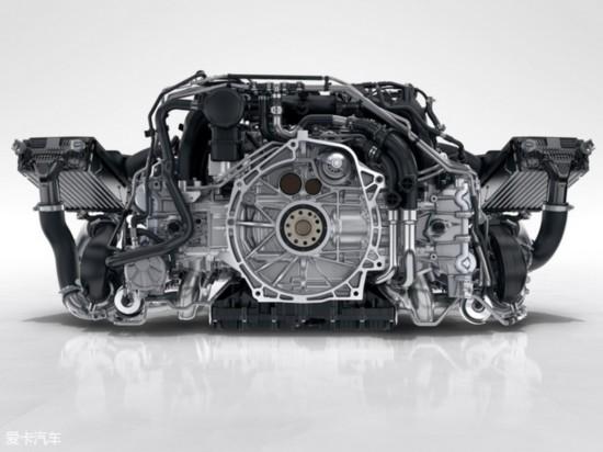 保时捷960将搭载全新八缸发动机(非图中所示)