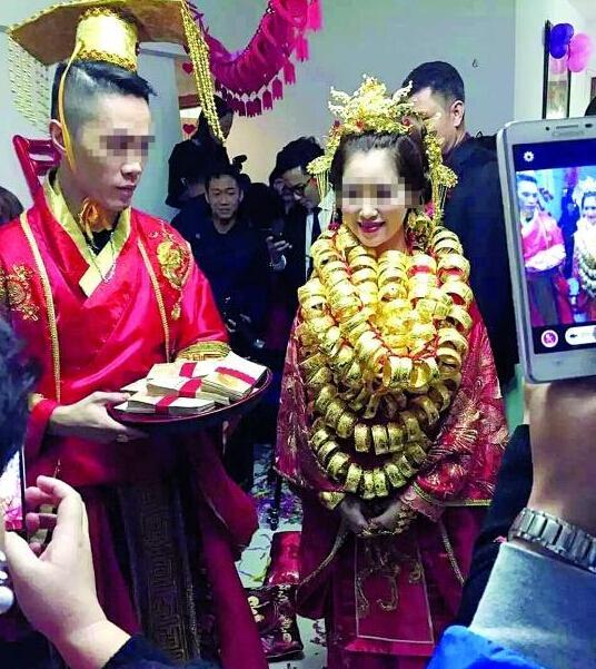 武汉最牛的婚礼_武汉最牛的婚礼花了多少钱