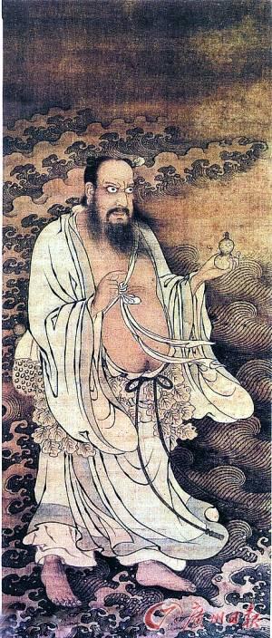 """民间虽称""""汉钟离"""" 原型却非汉代人"""