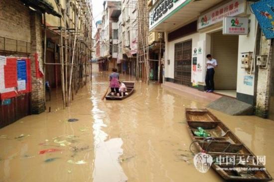桂江苍梧段水位超出行小学警戒报名--人民网广居民受阻天鹅湾图片
