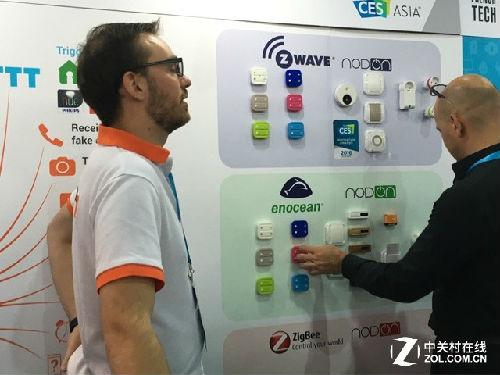 CES Asia 2016首日:來自創業館的驚喜