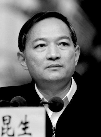 外交部原部长助理张昆生被开除党籍