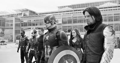 《美国队长3》票房口碑一路飘红:打破超级英雄片瓶颈