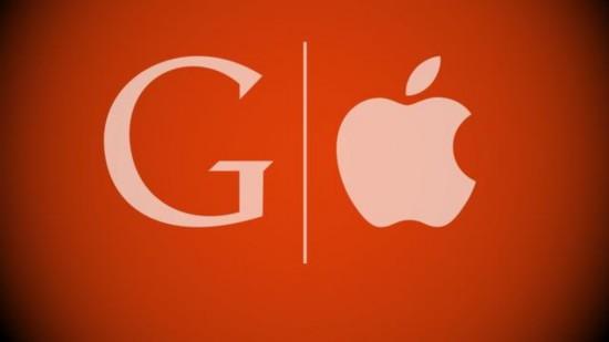 谷歌超苹果成最有价值公司 苹果股价跌破90美元图片 16242 550x309
