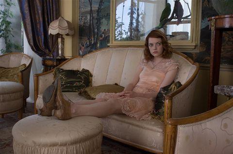 怎么穿才能像伍迪艾伦电影里的女孩?
