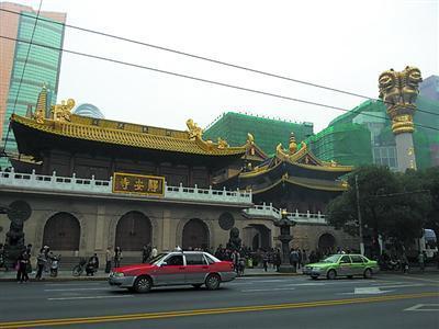 上海千年古刹静安寺建寺时间存疑?多以247年为起始