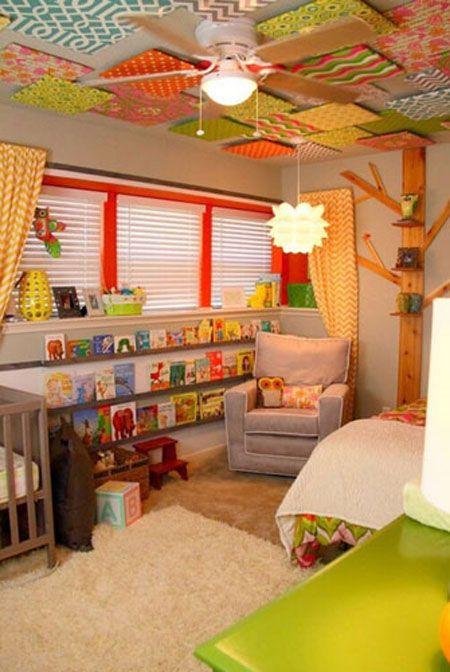 色彩斑斓多童趣 8款美哒哒的儿童房
