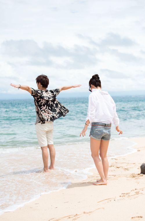 《我们相爱吧》陈柏霖宋智孝配一脸 学穿活力减龄搭配法【组图】