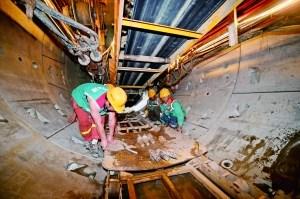 亞洲最大地下再生水廠下月在京完工年底前投用