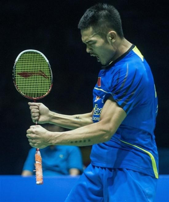 (体育・专题)(8)羽毛球――十四载 林丹八战汤杯