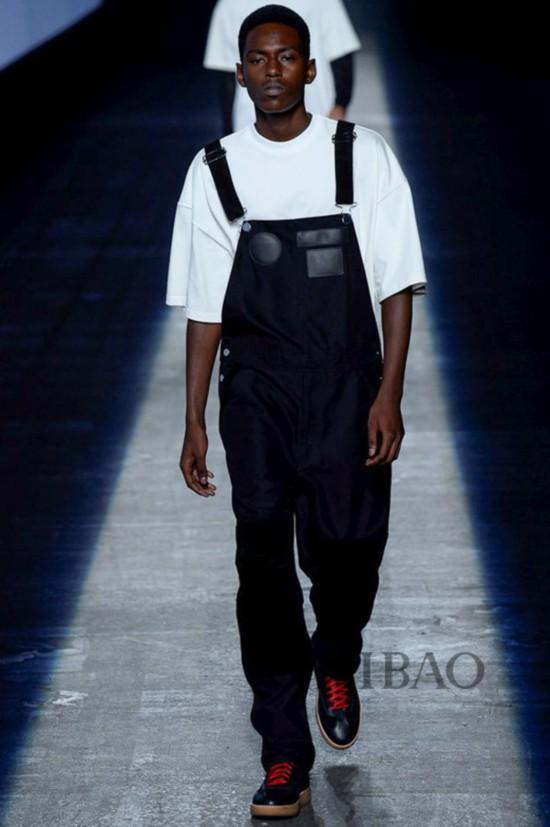 2016春夏纽约时装周:亚历山大·王 (Alexander Wang) 女装秀