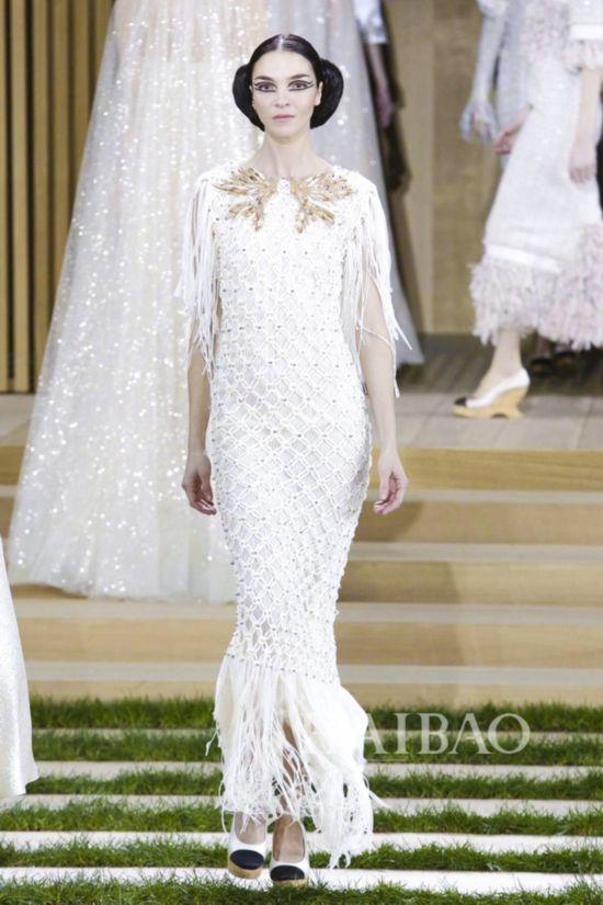 2016春夏高级定制时装周:香奈儿 (Chanel) 高定秀