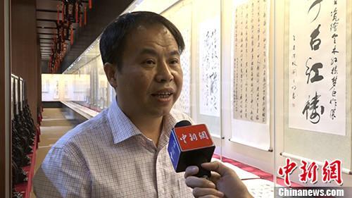 海昏侯墓考古发掘项目领队杨军接受了中新网(微信公众号:cns2012)记者独家采访。