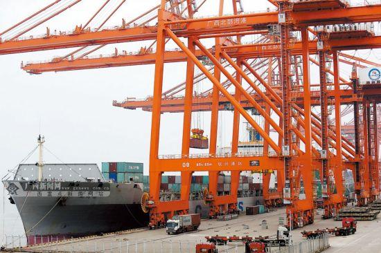 广西北部湾经济区设立10年来钦州开放发展纪实