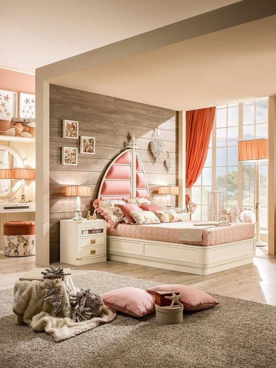趣味设计伴成长 三大主题儿童房案例