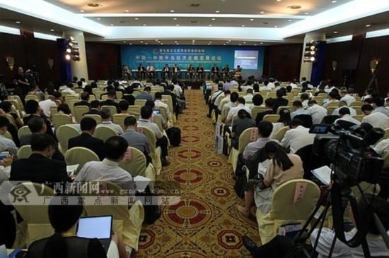 中国-中南半岛经济走廊发展论坛举行 共商发展大计
