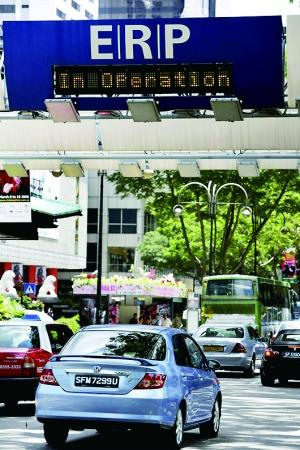 北京初步制定拥堵收费方案借鉴新加坡等城市经验