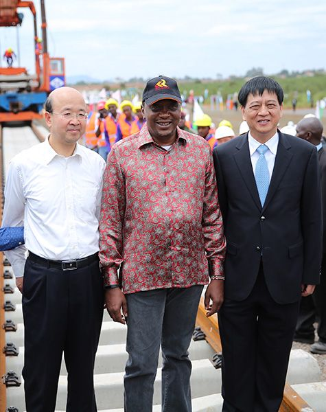 New railway creates new optimism for Kenya