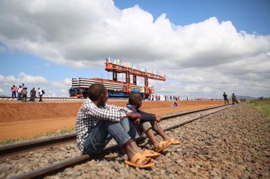 New railway creates new optimism for Kenya