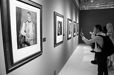 """前所未见的""""毕加索""""京城开展83件真迹跨越大师一生"""