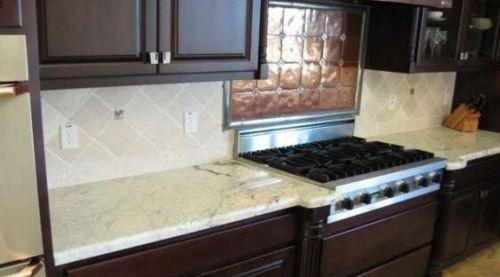 厨房装修禁忌二:厨房台面用花岗岩-厨房装修 大部分人都不知的6大禁