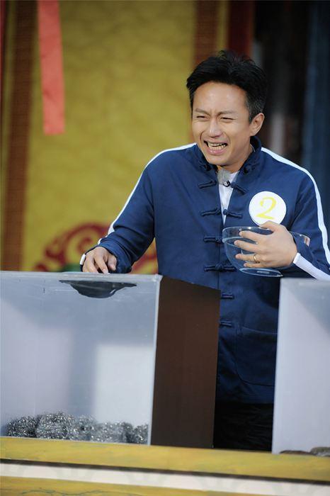 《跑男》队长邓超:收获满满友情 第四季才是刚开始