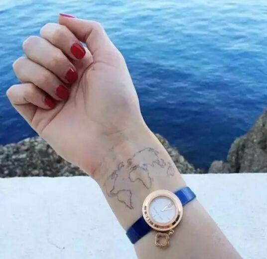 每一个纹身,都是一段记忆