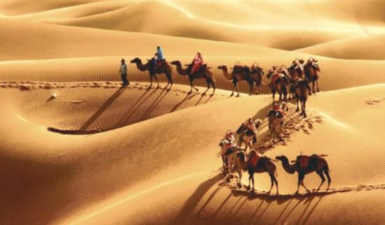 解密丝绸之路:路上的大咖是军队而非商人
