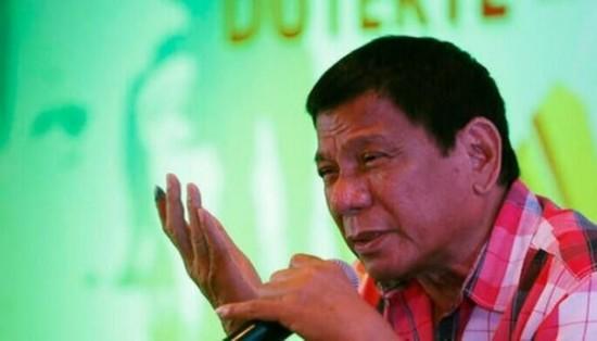 菲律宾新总统:向女性吹口哨不一定是性骚扰 是