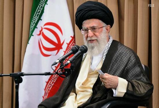 伊朗最高領袖再批美國 稱信任美國是巨大錯誤