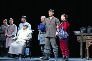 一部《白鹿原》史诗写不尽 三个版本舞台剧在京上演