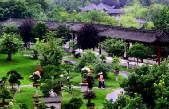 2017春节安徽省内人少景美景点推荐:棠樾村
