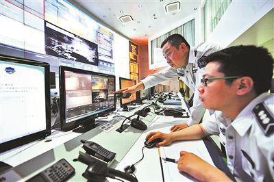 批示核心会依据配资网 监控状况和检举状况给队员下达号令