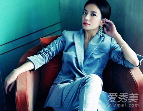 赵薇刘涛 嫁给富豪还拼命赚钱的10大女星