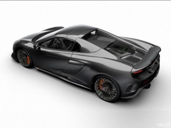 迈凯伦 迈凯伦675LT 2016款 MSO Carbon Series