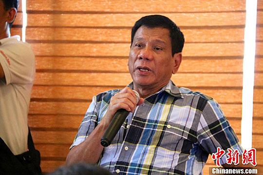 菲律宾资深外交官呼吁候任总统杜特尔特与中国对话