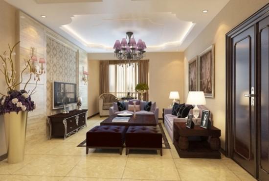 国美第一城-三居室-169.00平米-装修设计