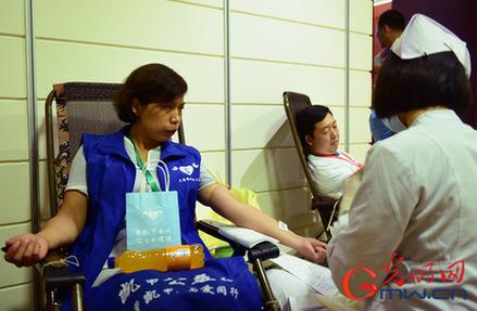 世界献血者日:王俊凯粉丝正能量致敬偶像