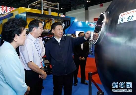 习近平指出建设科技强国党委和政府的责任