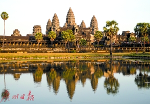 """柬埔寨吴哥窟旁再现""""地下巨城规模可与金边匹敌"""