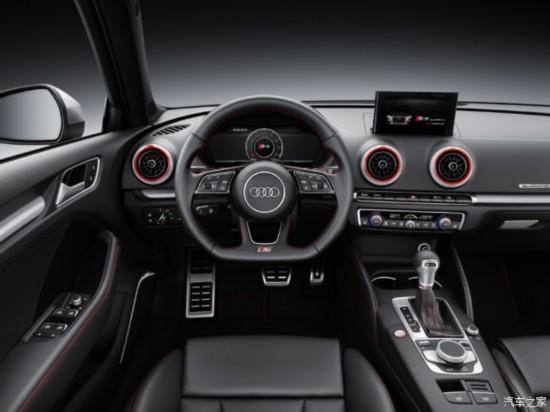 奥迪(进口) 奥迪S3 2016款 S3 Sportback