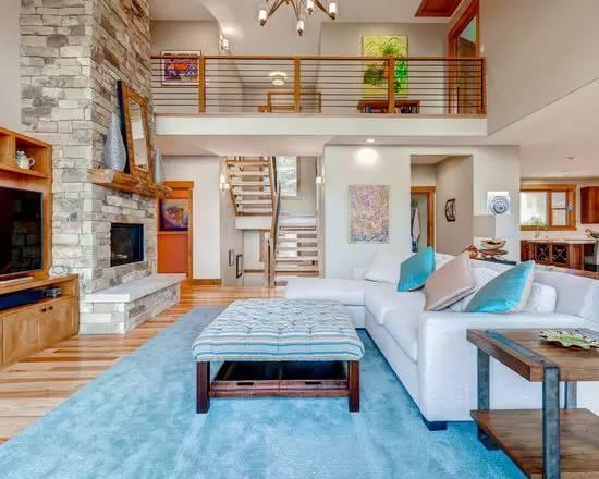 10款朴素实用的客厅装修设计 经济适用型业主必备