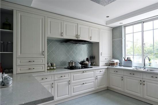 厨房装修 装修设计 局部装修 装修效果图