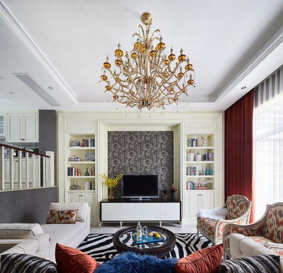 23张混搭客厅装修美图 北欧,日式成混搭常出现风格