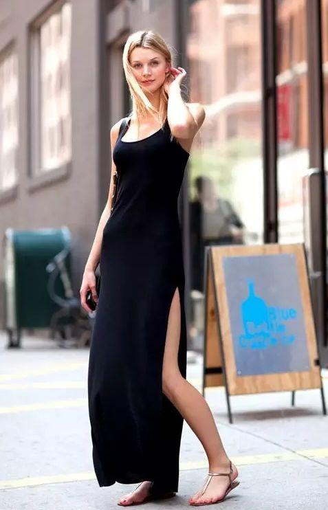 今年最流行的6款吊带裙,照着买准没错!