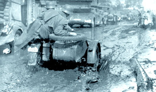 德軍閃電戰怎失靈:速戰速決背后的難言之隱