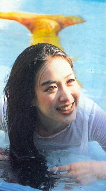 颜值v杂志!Angelababy美人鱼杂志惊艳邓超造型王子文美人性感图片